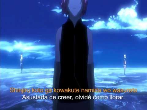 Naruto Shippuden Opening 9 full sub español - Love