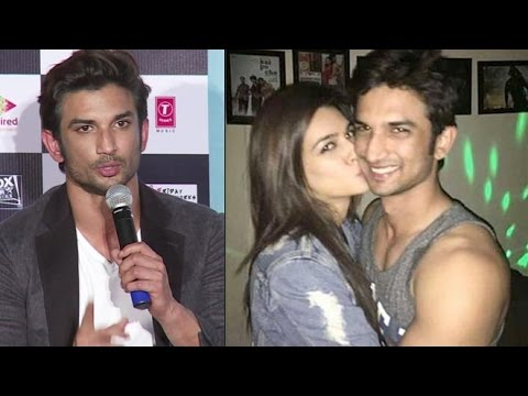 Thumbnail: Sushant Singh Rajput Confirms His AFFAIR With Kriti Sanon!!
