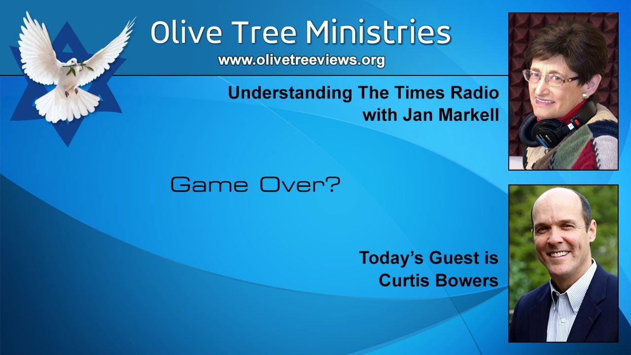 Game Over? - Jan Markell and Curtis Bowers. [Mirror]