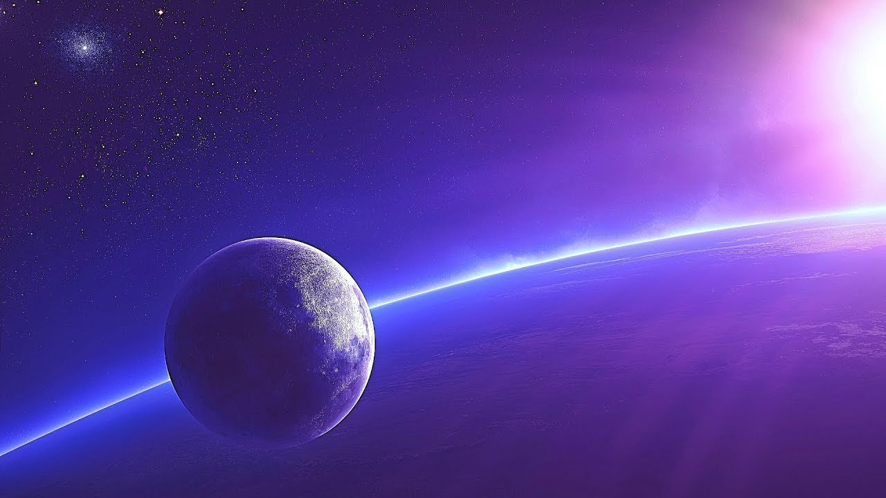 Space Ambient Music • [  DEEP SPACE JOURNEY  ] •
