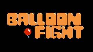 Balloon Fight -- Game A (High Score)   NES   HD