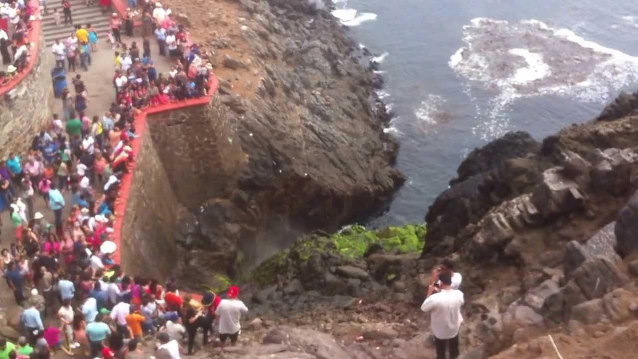 The Blow Hole Quot La Bufadora Quot Ensenada Mexico Youtube