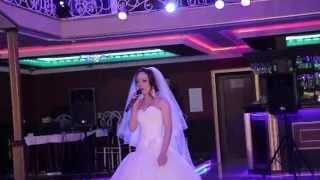 Рэп невесты на свадьбе сюрприз жениху