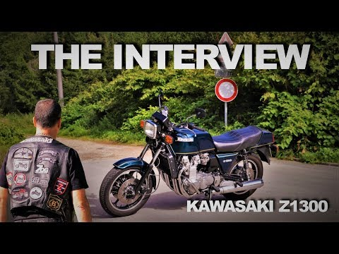 Kawasaki Z1300 - The Six-Cylinder Mind-Bender & The Interview