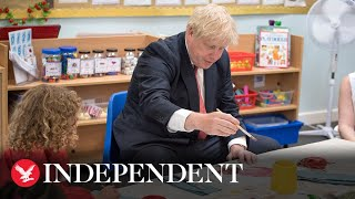 Boris Johnson: Moral duty to get all children back in school