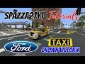 Minecraft Ford Crown Victoria NY Taxi Cab Tutorial