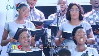 Sing Unto The Lord A New Song - Composed by Newlove Annan