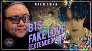 "Producer Reacts to BTS ""Fake Love (Extended Ver.)"""