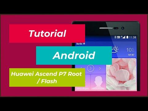 Tutorial | Huawei Ascend P7 Flashen / Rooten (EMUI 3.0) [Flash/Root] [easy] | DEUTSCH + ENGLISH
