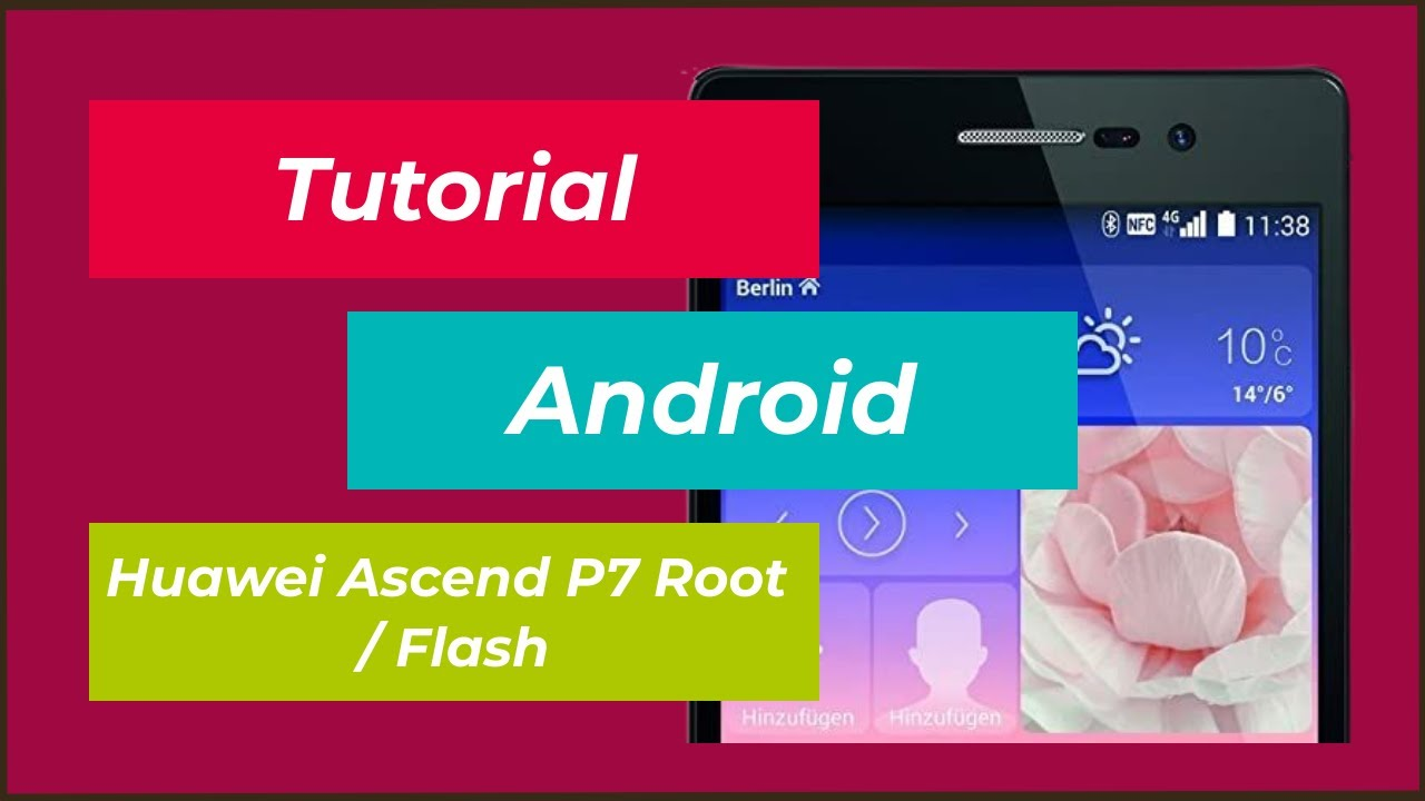 Tutorial | Huawei Ascend P7 Flashen / Rooten (EMUI 3.0) [Flash/Root] [easy] | DEUTSCH + ENGLISH
