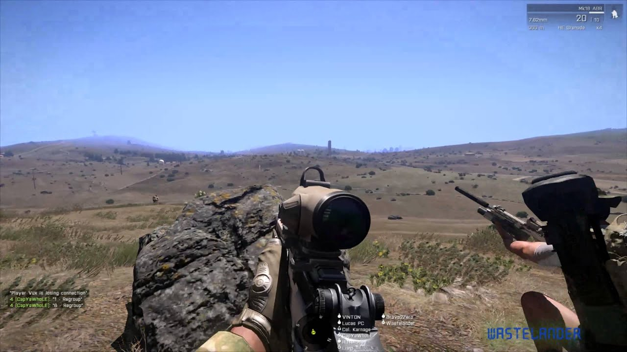 Write And Speak In Multiplayer! :: Arma 3 General Discussions