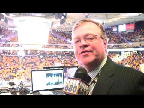 Warriors Sizzle KNBR