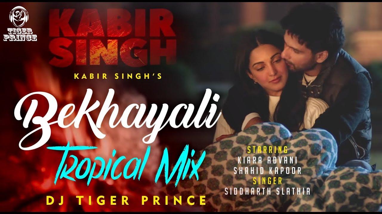 Bekhayali Mein Bhi Tera Khayal Aaye Song Kabir Singh Bekhayali Kabir