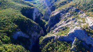 Отлетим! Самые красивые горы Крыма - Большой каньон!