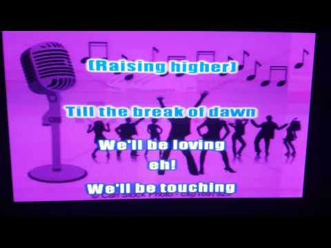 Nelson Freitas Ft. Rochie Campbell - Break of Dawn (Karaoke)