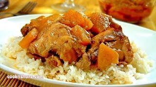 Slow Cooker Soy Pineapple Chicken (Episdode 2)