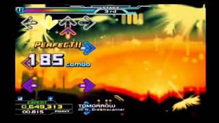 DDR Supernova 2 Tomorrow AAA