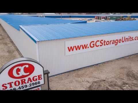Caldwell Idaho Storage Unit Facility | GC Storage Units & Caldwell Idaho Storage Unit Facility | GC Storage Units - YouTube