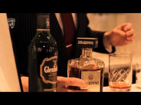 DISARONNO Godfather - BAFTA Cocktail