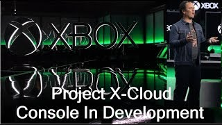 NEW Project X-Cloud Game Changing News & Was Xbox Lockhart Microsoft's Trojan Horse?