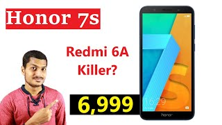 Honor 7s 24 MP Selfie Camera At Just Rs.5,999 | Redmi 6A To Gaya!!