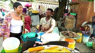 FOOD ADVENTURE IN LAGOS NIGERIA  | Bylamitv
