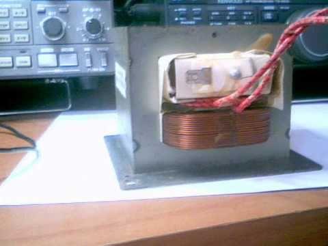 Trasformatore dell forno a microonde modificato per - Mobiletto per forno microonde ...