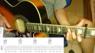 超簡單學吉他-聽見下雨的聲音 周杰倫