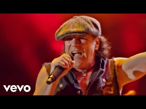 ACDC - Highway to Hell from  at River Plate