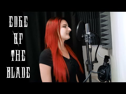 Epica - Edge Of The Blade (COVER by Karina Charbonnier, Pat Vir, Tommy Demers & David Holysin)