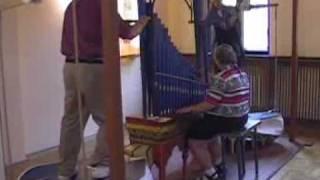 Nancy Plays the Organ