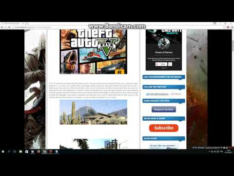 How to download any game For free  , GTA V , PES , FIFA ...etc [OCEAN OF GAMES]
