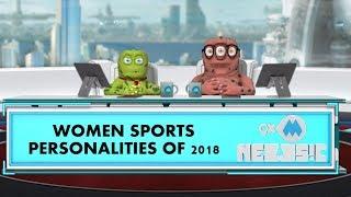 9XM Newsic | Women Sports Personalities | Bade | Chote