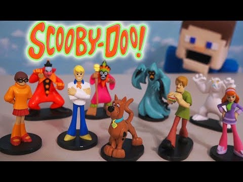 Scooby Doo Heroworld Funko Pop Toys Exclusive Cartoon Figures ...