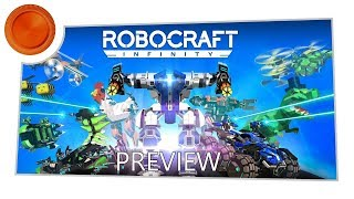 Preview - Robocraft Infinity - Xbox One