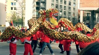 [Chinese New Year in Vancouver] THE 45th VANCOUVER CHINATOWN SPRING FESTIVAL PARADE
