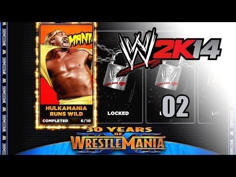 WWE 2K14 - The Shield vs The Wyatt Family Elimination Chamber