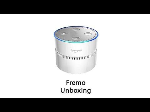 Fremo Unboxing | Making Alexa Portable