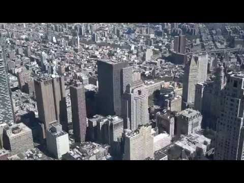 View from the top of the World Trade Center - Part 2