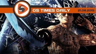 GS Times [DAILY]. Devil's Third Online, Quantic Dream, Хидео Кодзима