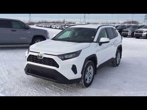 2019 Toyota RAV4 LE AWD Review
