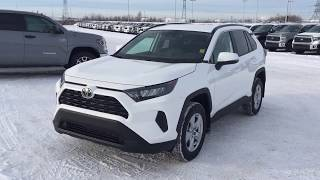 2019 Toyota RAV4 LE AWD Review