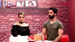 Shahid On What He Likes About Kangana   YMS 2  Sat,25th Feb