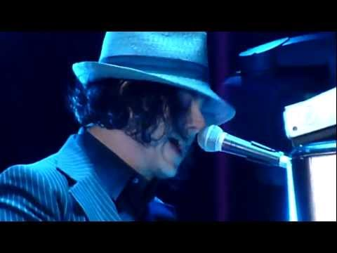 Jack White Missing Pieces Dead Leaves Live Voodoo Experience Festival New Orleans LA October 28 2012