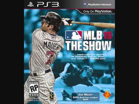 MLB 10 The Show Music: Silversun Pickups- It's Nice To Know You Work Alone