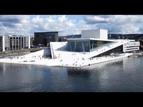 Oslo Opera House , Norway
