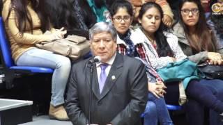 Tema: XII Encuentro Vocacional Universitario