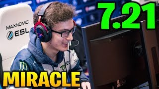 NEW* MIRACLE PLAY DOTA 7.21 NEW DOTA UPDATE 2019 - DOTA2RAPIER