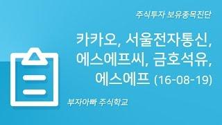 [보유종목진단] 버추얼텍, 서울전자통신, KT뮤직, 에…