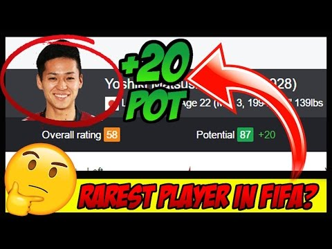 🤔 RAREST PLAYER IN FIFA! ✨- FIFA 17 EXPERIMENT - EA GLITCH GIVES US THE ASIAN MESSI?